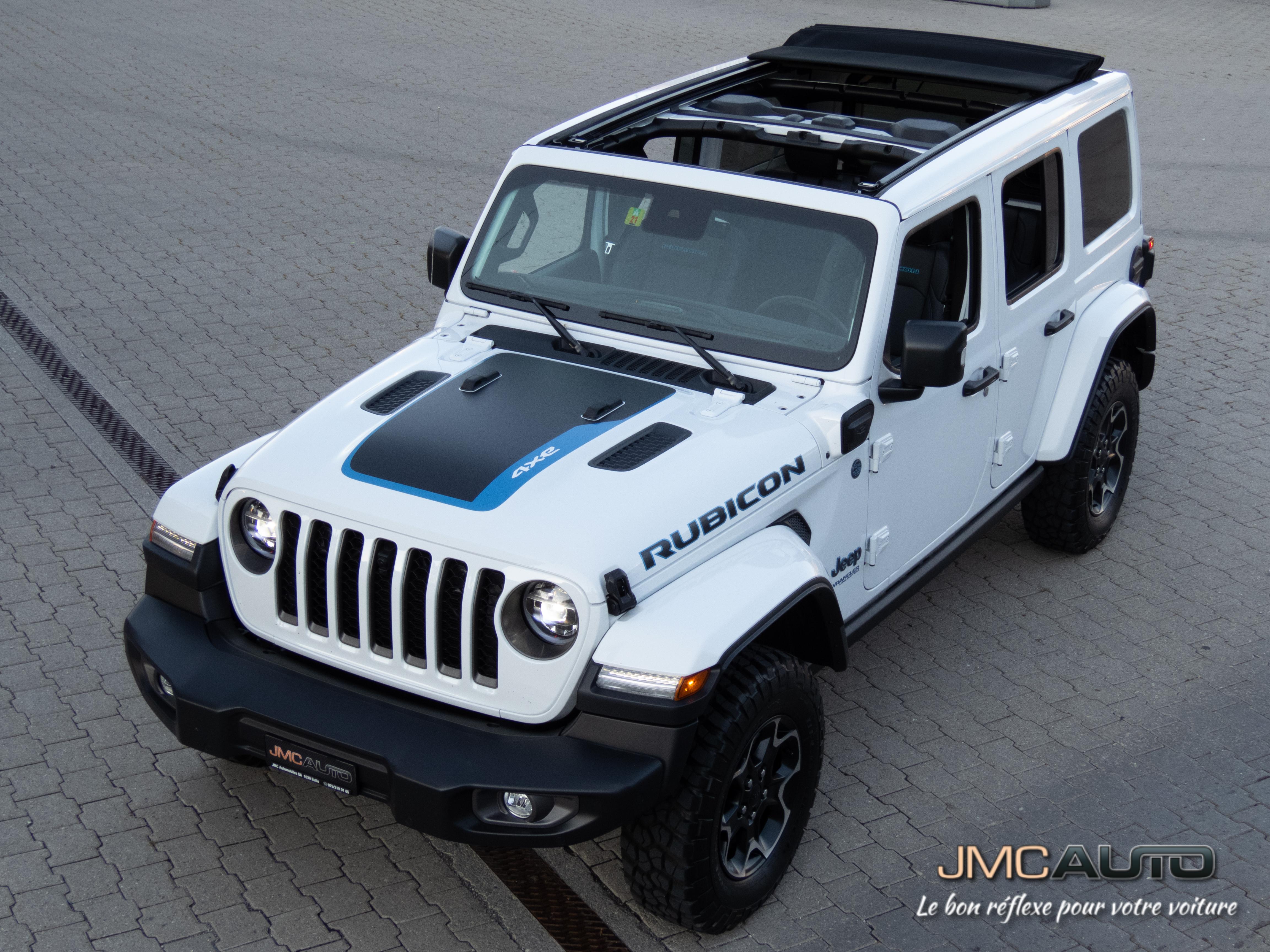 Jeep Wrangler 2.0 PHEV 4XE